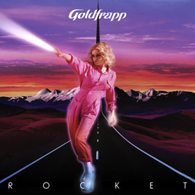 Goldfrapp - Rocket