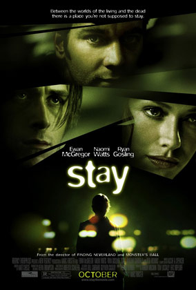 Stay, de Marc Forster